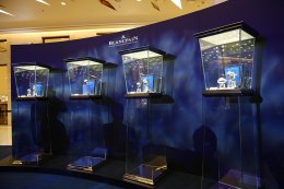 Blancpain Ocean Commitment Exhibition