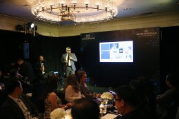 The Official Launch of Laureato Chronograph