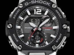 GST-B300 นาฬิการะบบอนาล็อกที่ผลิตจากวัสดุโลหะจาก G-SHOCK