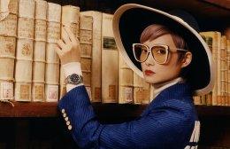 Gucci Timepieces & Jewelry ถ่ายทอดผ่านแบรนด์แอมบาสเดอร์หญิงมาดเท่ Chris Lee