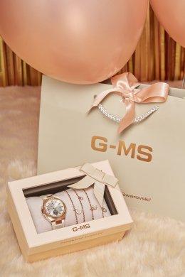คริสมาส นี้ CASIO เปิดตัวคอลเลคชั่น G-MS X Swarovski Limited Edition Gift Set สำหรับคนพิเศษในฤดูกาลแห่งการมอบของขวัญ