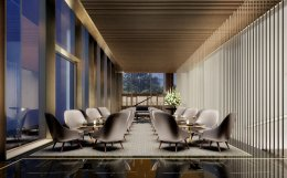 The Luxury Contemporary Chic Hotel
