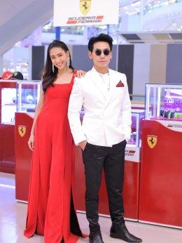 The New Scuderia Ferrari Watch Brand Concept Store