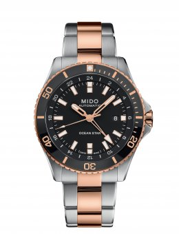 มิโด (Mido) เผยโฉมเรือนเวลาคอลเลคชั่นใหม่ Ocean Star GMT เติมเต็มทุกไลฟ์สไตล์ของหนุ่มผู้รักการเดินทาง พร้อมฟังก์ชั่นบอกเวลา 2 ไทม์โซน