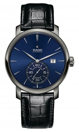 Rado DiaMaster Petite Seconde Automatic COSC