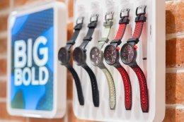 SWATCH จัดงานเปิดตัวนาฬิกาคอลเลคชั่นไฮไลท์แห่งปี 'BIG BOLD'  ด้วย 6 ดีไซน์สุดคูลที่ตอกย้ำความเป็นตัวตนให้โลกรู้