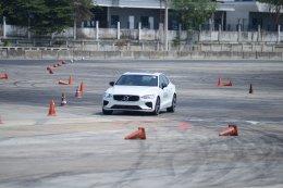 "Volvo Driving Experience การทดสอบสมรรถนะครั้งสำคัญ  ภายใต้คอนเซ็ปต์ ""Protect What Matters, Drive Your Desire"""
