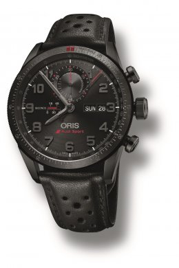 Interview with Oris