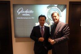 Interview with Glashütte Original