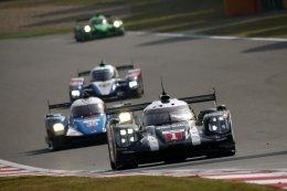 Chopard is proud to be the official timing partner of Porsche Motorsport, winner the 6 Hours of Shanghai