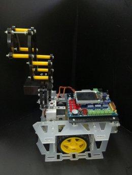 Robo Grip ชุดโครงสร้างหุ่นหยิบจับสิ่งของ