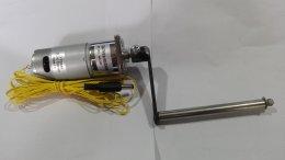 Hand Generator ชุดปั่นไฟมือหมุน 24VDC 350rpm