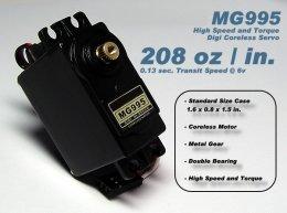 Tower Pro MG995 DIGI Hi-Speed Servo 360 องศา