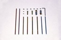3mm Diameter Shaft Set