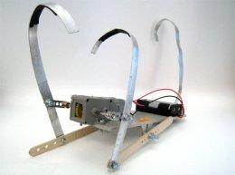 ชุดคิตหุ่นยนต์ไต่ราว (LOW-CURRENT MOTOR GEARBOX 3-SPEED)