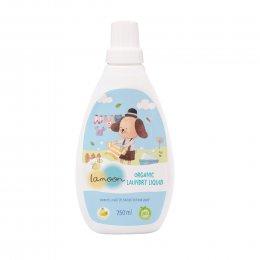 ละมุน ผลิตภัณฑ์น้ำยาซักผ้าเด็ก ออร์แกนิค 750 ml.