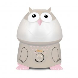 เครื่องทำความชื้น CRANE รูป Beige Owl สำหรับห้องนอนเด็ก