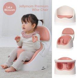 เก้าอี้หัดนั่ง-เก้าอี้ทานข้าวเด็ก Jellymom Wise Chair