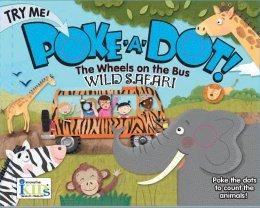 นิทานปุ่มกด Poke A Dot - The Wheels on the bus Wild safari
