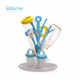 Kidsme อุปกรณ์ตากขวดนม ยางกัด หรือจุกนมสำหรับเด็ก