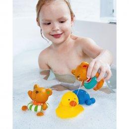 Teddy and Friends Bath Squirts แก๊งคุณหมีพ่นน้ำ