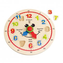 Happy Hour Clock นาฬิกาสอนเวลา