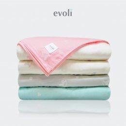 Evoli Baby Swaddling Blanket ผ้าห่อตัวเด็กอ่อน