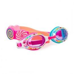 แว่นตาว่ายน้ำ Bling2o -LOLLI POPPINS-CHERRY POP CLASSIC