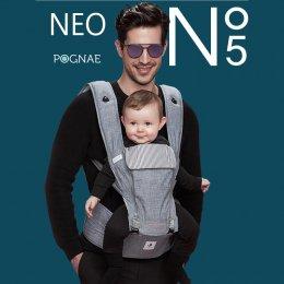 POGNAE เป้อุ้มเด็ก No.5 Neo