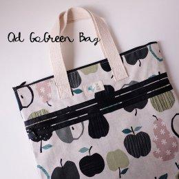 Qd GoGreen Bag กระเป๋าผ้าเอนกประสงค์