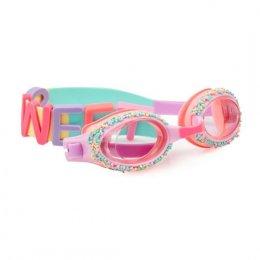 แว่นตาว่ายน้ำ Bling2o -SWEET SUMMER-BABY PINK CAKE TOPPINGS