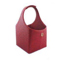 ตะกร้า BMI Basket - CHERRY RED