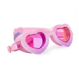 แว่นตาว่ายน้ำ Bling2o - MERMAID IN THE SHADE-SHELL PINK PURPLE