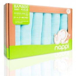 ของใช้เด็ก ผ้าอ้อมเยื่อไผ่ Nappi ขนาด (27นิ้ว)