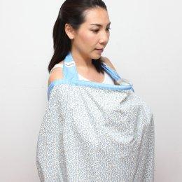 ผ้าคลุมให้นม Beanie Nap Nursing cover ลาย Hydrangea