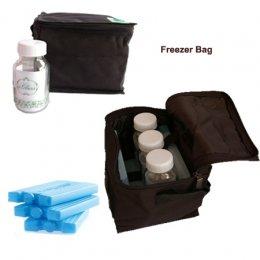 กระเป๋าเก็บอุณหภูมิ พร้อม Ice pack 3 ก้อน