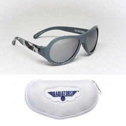 แว่นตากันแดดเด็ก BABIATORS รุ่น Polarized 0-3 ปี สี Galactic Gray Camo