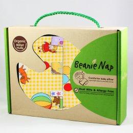 Beanie Nap หมอนกันสะดุ้งริบบิ้น - Balloon Yellow