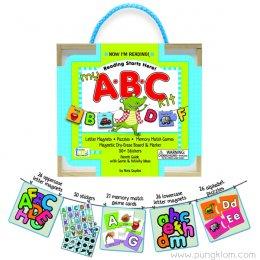 ชุดเรียนรู้อักษร ABC - My ABC Kit