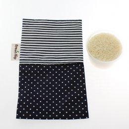 Beanie Nap Breast Hot pack - ถุงประคบร้อน Navy Blue