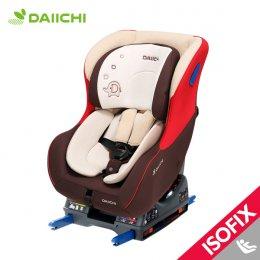 คาร์ซีทเด็ก ไดอิจิ รุ่น Dualwell Season 2 ISOFIX - Organic Red