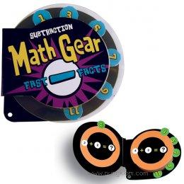 แฟลชการ์ดฝึก ลบเลข Math Gear - Subtraction