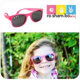 แว่นตากันแดดเด็ก 3-7 ปี Ro.sham.bo Baby shade - Polarized สี Kelly Kapowski