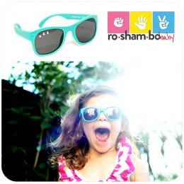 แว่นตากันแดดเด็ก 3-7 ปี Ro.sham.bo Baby shade - Polarized สี Breakfast at Tiff's