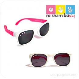 แว่นตากันแดดเด็ก Ro.sham.bo Baby shade สี Rainbow Brite