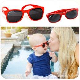แว่นตากันแดดเด็ก Ro.sham.bo Baby shade สี McFly (พ่อ แม่ ลูก)