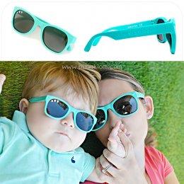 แว่นตากันแดดเด็ก Ro.sham.bo Baby shade สี Breakfast at Tiff's (พ่อ แม่ ลูก)