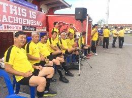 บอลกระชับมิตร VIP ผู้ว่าฉช. กับ ทีม VIP ภาคเอกชน ฉช.