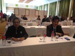หอการค้าจังหวัดฉะเชิงเทรา ร่วมประชุมหอการค้ากลุ่มเบญจบูรพาสุวรรณภูมิ ครั้งที่ 1/2560