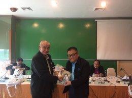 ประชุมคณะกรรมการหอการค้ากลุ่มเบญจบูรพาสุวรรณภูมิครั้งที่ ครั้งที่ 3/2561